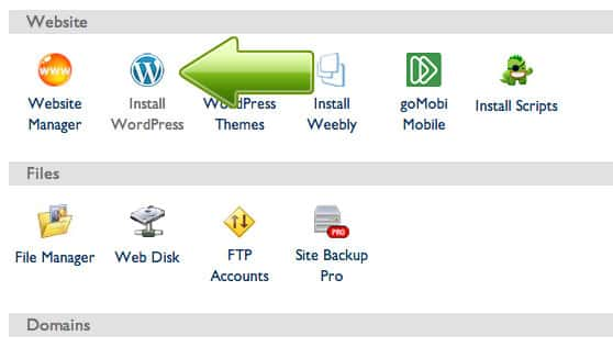 How to install the WordPress in your Bluehost hosting