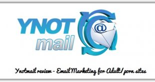 Ynotmail review - Email Marketing for Adult/porn sites