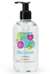 Discover Anal Lovehoney Water Based Lubricant