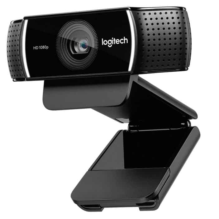 High Definition C922X Logitech Webcam