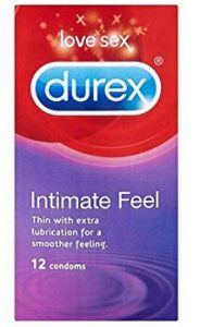Durex Intimate Feel Condoms