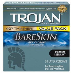 Trojan Sensitivity Bareskin