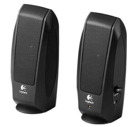 Logitech S120 2.0 Stereo Speakers-min