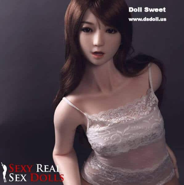158cm (5ft2') Kinky Asian Silicone Sex Doll - Asia