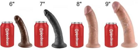 items to use as dildo