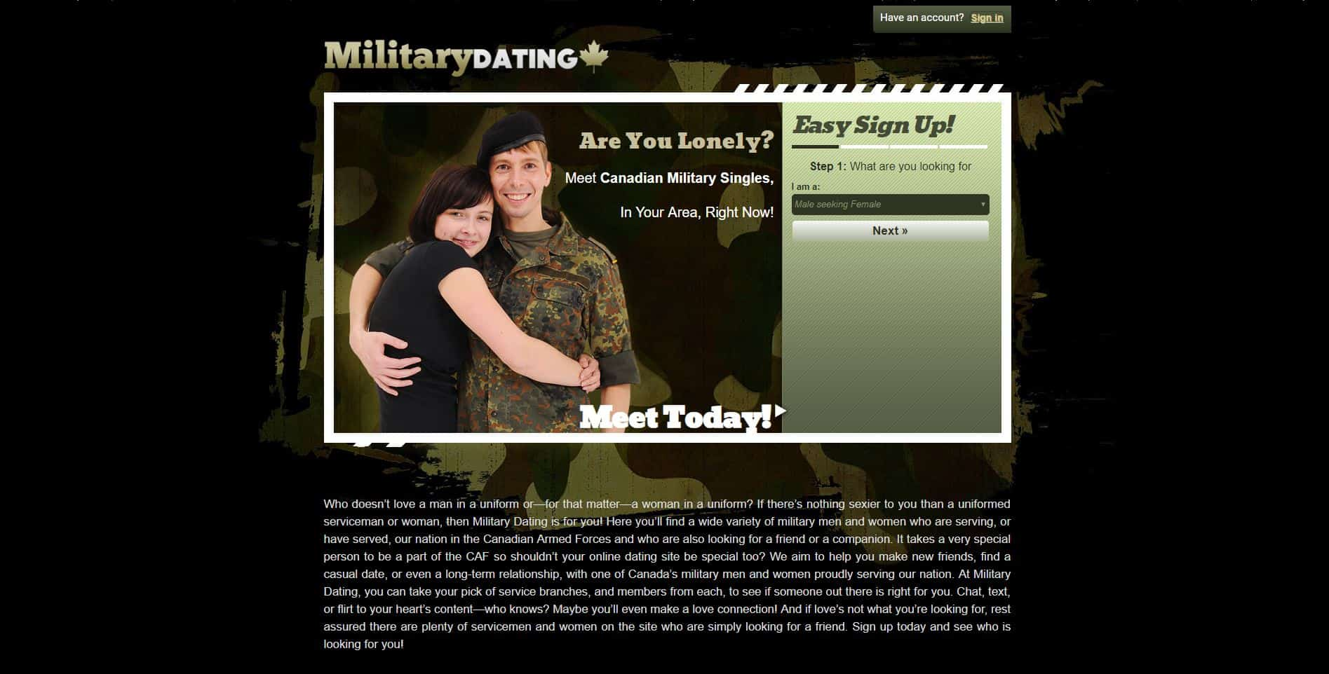 military dating-min