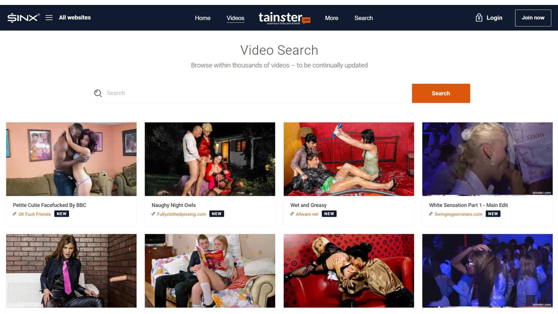 tainster vid search-min