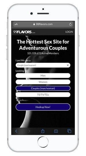 99Flavors App
